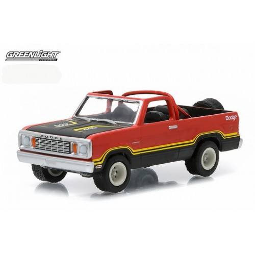 All-Terrain Series 1 - 1978 Dodge Ramcharger