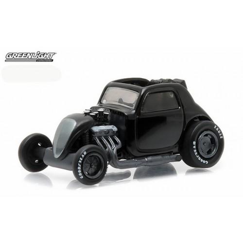 Black Bandit Series 14 - Topo Fuel Altered Dragster