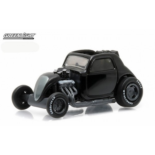 Black Bandit Series 14 - Topo Fuel Altered Dragster