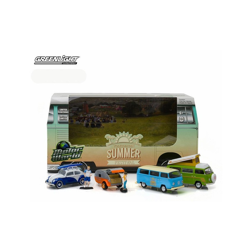 Multi-Car Dioramas
