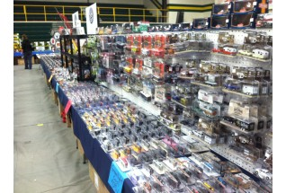 Falls City FFA Alumni Scholarship Fundraiser Sunday March 7, 2021 Toy Show